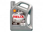 Масло Shell Helix HX8 5W30